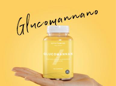 Glucomannano | Myvitamins