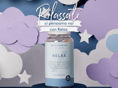 Relax | Myvitamins
