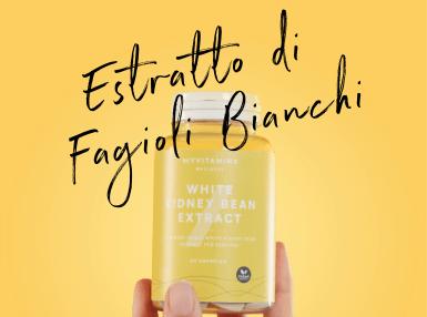 Estratto di Fagioli Bianchi | Myvitamins
