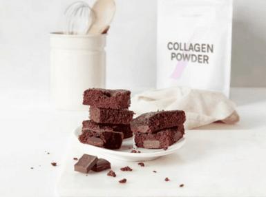 Ricetta Beauty Brownies con Collagene | Myvitamins