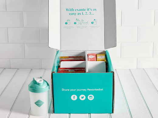 Exante Standard Box