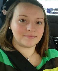 Natalie McCall before
