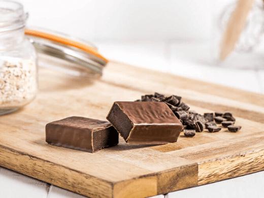 Exante Doppelschokolade Riegel