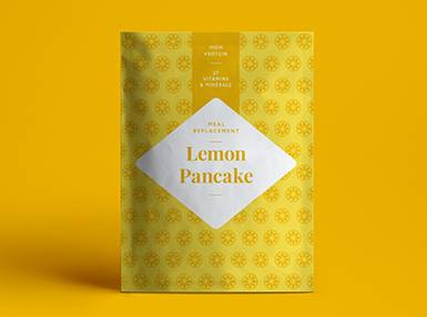 Zitronen Pfannkuchen