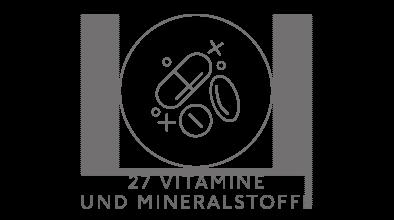 27 Vitamine und Mineralstoffe