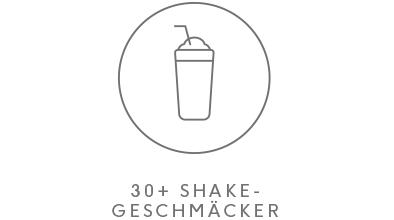 + 30 Geschmäcker