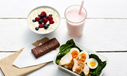 800 calorie meal replacement plan
