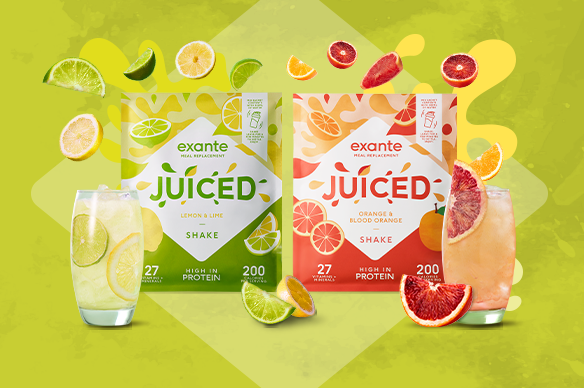 Two NEW flavours of JUICED!