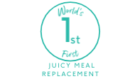 A world's first Juicy Meal Replacement
