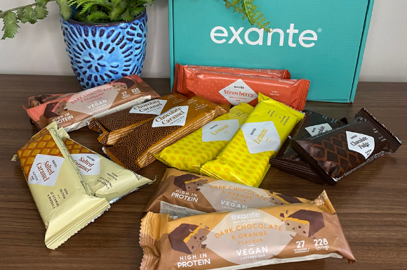 exante On-The-Go Bars