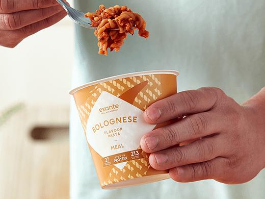 Bolognese Pot Meals