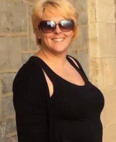 Lisa Vilijoen before