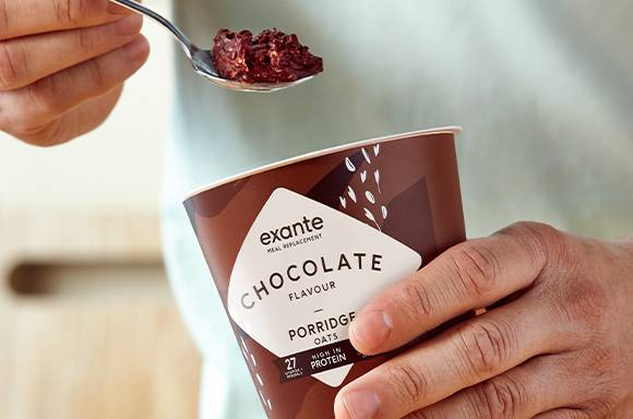exante Porridge Pots