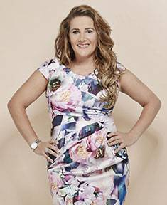 Sam Bailey after