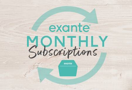 Save £5 each month by using the subscription service. Subscription Box Price: £64.99 per month.