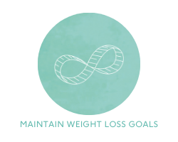 maintain weight loss goals