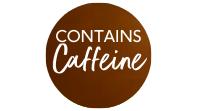 Contains Caffeine