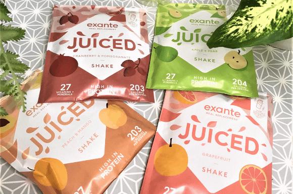JUICED citrus flavours