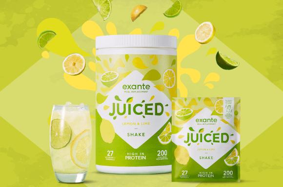 JUICED Lemon and Lime