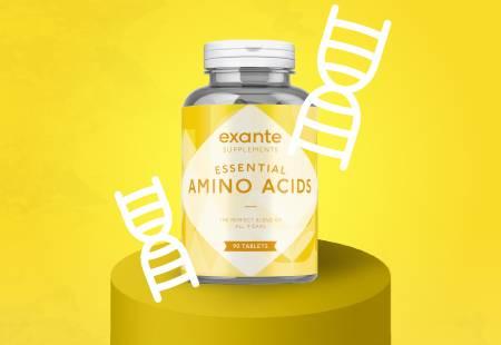 Active Lifestyle Supplements- Essential Amino Acids