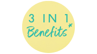 3 in 1 Benefits