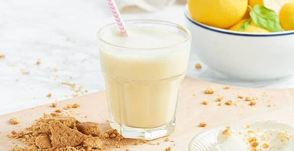 Batido de Cheesecake de Limón para adelgazar de la Dieta Exante España