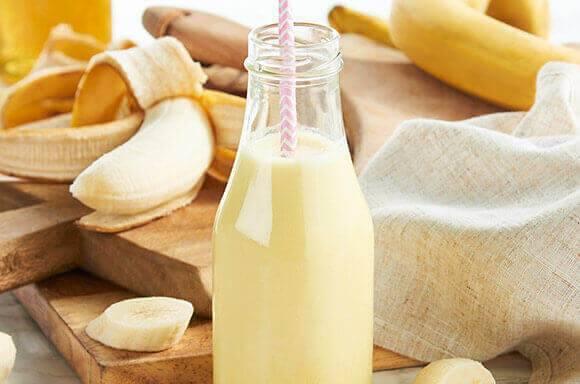 Batido de Plátano Dieta Exante