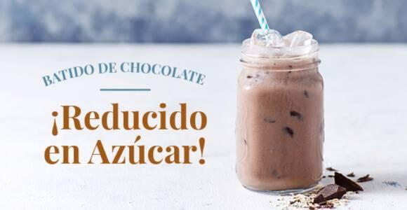 Batido de Chocolate Reducido en Azúcar para adelgazar de la Dieta Exante España