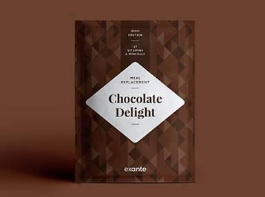 Pudín de Chocolate | Dieta Exante