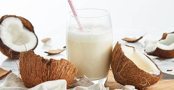 Batido Cremoso de Coco para adelgazar de la Dieta Exante España