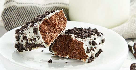 Barrita de proteína de Cookies and Cream Dieta Exante España