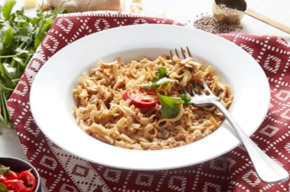 Tallarines Agridulces Dieta Exante