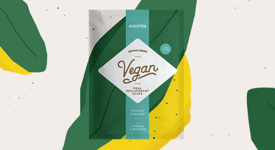 Batidos veganos Dieta Exante