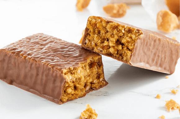 Barrita de Chocolate y Caramelo Dieta Exante