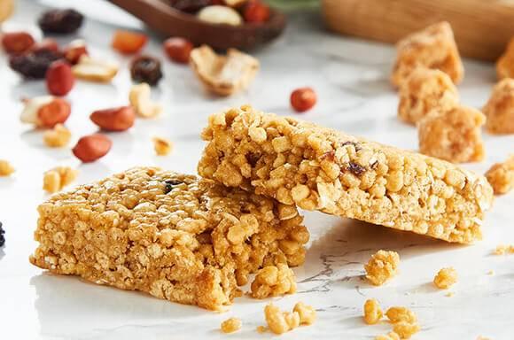 Barrita de Toffee, Nuez y Pasas Dieta Exante