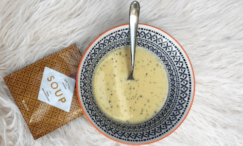 Zuppa al Pollo Thailandese