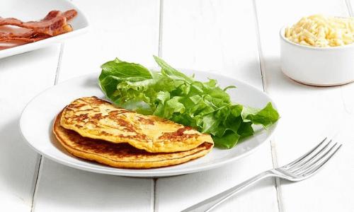 Omelette al Formaggio