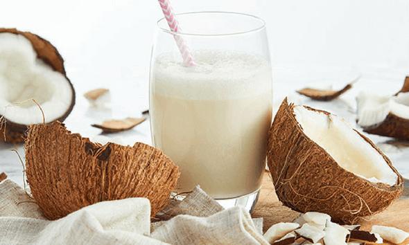Frullato Cremoso al Cocco