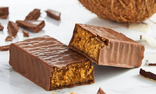 Barretta al Cioccolato e al Cocco