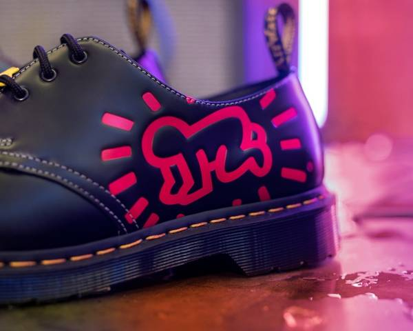 Dr. Martens X Keith Haring