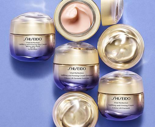 Shiseido new in