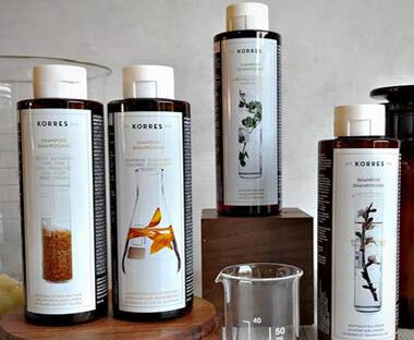 Korres Shampoo & Conditioner