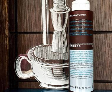 Men's Korres Grooming Products