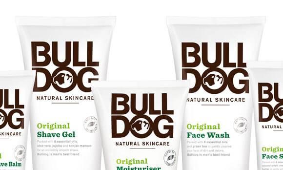 Bulldog Skincare for Men produkter