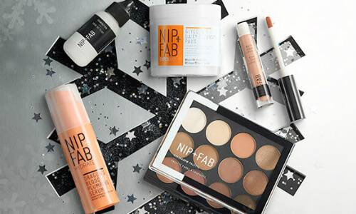 Nip+Fab produkter