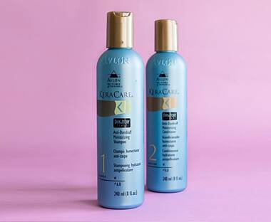 KeraCare FOR DRY & ITCHY HAIR