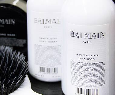 Balmain for Dry/Damaged Hair