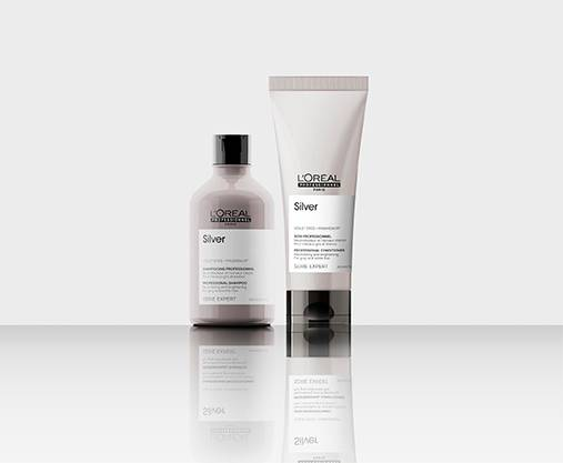 Banish those unwanted yellow/brassy tones and boost shine for your blonde hair with Blondifier by Serie Expert.