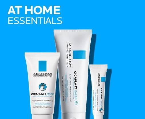 La Roche-Posay at home essentials
