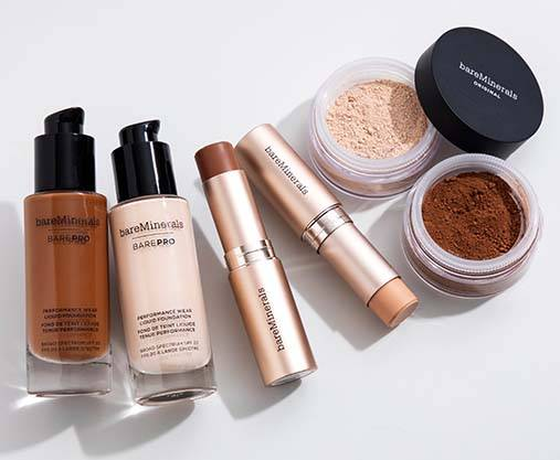 bareMinerals Face Makeup